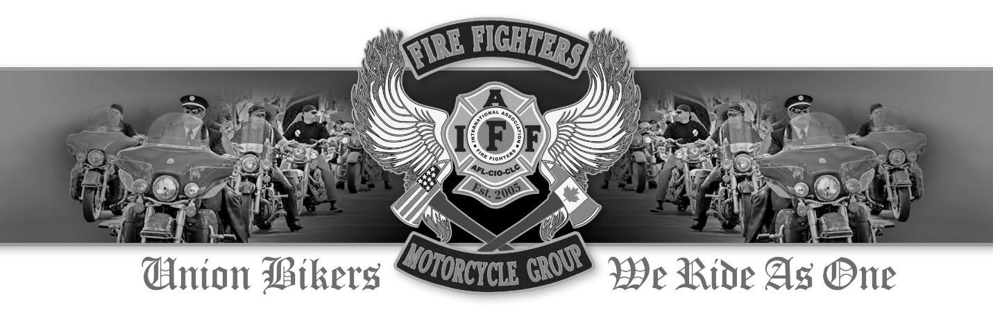 IAFF Motorcycle Group - IAFF-MG Colors